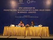 APEC : renforcer la participation des PME aux chaînes de valeur mondiales
