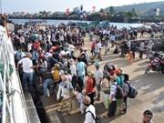 Fête nationale: les visiteurs débarquent à des sites historiques et touristiques