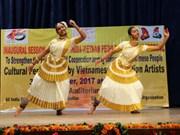 Ouverture de la 9e édition du festival d'amitié populaire Vietnam-Inde