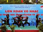 Body taekwondo, un art martial qui prend racine au Vietnam