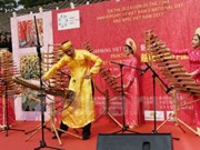 Exposition de peinture sur le Vietnam à Pékin