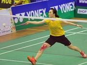 Badminton : fin du tournoi international Yonex-Sunrise Vietnam Open 2017