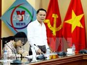 Vietnam-Chine renforcent les échanges dans l'édification du Parti