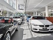 Automobile : Thaco, nouveau concessionnaire de BMW et MINI au Vietnam