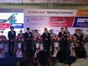 Ouverture de deux expositions sur l'industrie auxiliaire à Hanoï