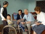 Mission de l'équipe de Pacific Angel 2017 dans la province de Quang Nam