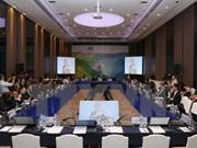 Clôture de la Semaine des réunions ministérielles de l'APEC sur les PME