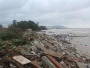 Typhon Doksuri : aide de la Croix-Rouge vietnamienne pour les sinistrés du Centre