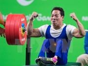 ASEAN ParaGames 9: 8 médailles d'or pour le Vietnam