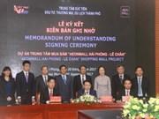 Aeon Mall Vietnam accélérera son projet à Hai Phong