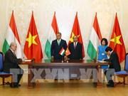 Le Vietnam et la Hongrie renforcent la coopération dans l'agriculture