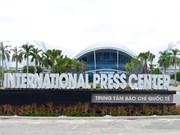 Le Centre de presse de Da Nang est prêt pour la Semaine de l'APEC 2017
