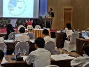 """AstraZeneca accorde un million de dollars au programme """"Pour les poumons forts"""" au Vietnam"""
