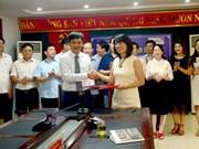 Dien Bien et la Vision du Monde au Vietnam renforcent leur coopération