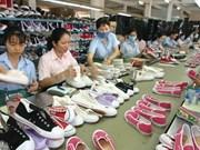 Chaussures et sandales en tête des produits vietnamiens exportés en Argentine