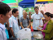 Quang Nam : premier marché du ginseng de Ngoc Linh