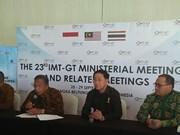L'Indonésie, la Malaisie et la Thaïlande dynamisent leur coopération