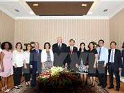 Hô Chi Minh-Ville et Cuba souhaitent renforcer leur coopération économique