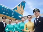Vietnam Airlines a comme objectif de transporter 25 millions de passagers en 2018