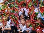Fête de la mi-automne : 7.000 enfants démunis ont reçu des aides du NFVC