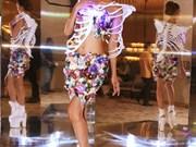 Mode : Festival Fashionology 2017 à Hô Chi Minh-Ville