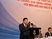 Catastrophes naturelles: Vietnam encourage la participation de la communauté et des entreprises