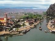 Kênh Gà, une destination touristique de choix à Ninh Binh