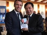 Vietnam-France : First News et l'ouvrage du président Macron