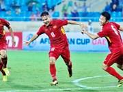 Football : le Onze vietnamien progresse au 121e rang mondial