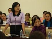 Les femmes à l'honneur à Hô Chi Minh-Ville