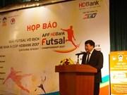 Championnat d'Asie du Sud-Est de futsal : le Vietnam vise le titre