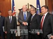Le règlement des conséquences de la guerre au menu du Dialogue de défense Vietnam-Etats-Unis
