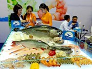 Ouverture de l'exposition internationale Aquaculture Vietnam 2017