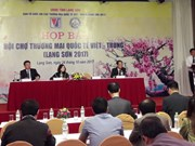 Bientôt la foire commerciale Vietnam-Chine 2017 à Lang Son