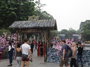 Un espace culturel et touristique de Ha Giang en plein cœur de Hanoï