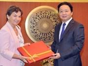 Vietnam - Mission 2020 : coopération face aux changements climatiques