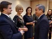 Vietnam - Hongrie : renforcement de la coopération dans le développement touristique
