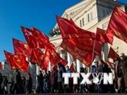 Le centenaire de la Révolution d'Octobre russe célébré en grande pompe au Vietnam