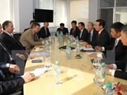 Une délégation du Parti communiste du Vietnam en visite de travail en Argentine