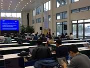 APEC 2017 : des journalistes étrangers apprécient le Centre international de presse
