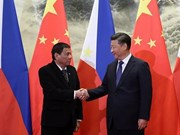 APEC 2017: Xi Jinping rencontre les dirigeants des Philippines, du Japon et de la R. de Corée