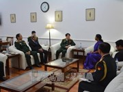 Le Vietnam et l'Inde renforcent leur coopération dans la défense
