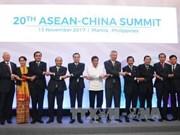 La Chine propose une vision de partenariat stratégique avec l'ASEAN