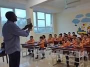 Le Vietnam a un niveau moyen de maîtrise de l'anglais