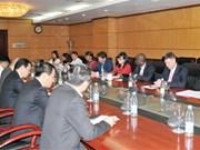 Vietnam et Banque mondiale renforcent la coopération dans la gestion de l'environnement