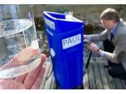 La Saxe-Anhalt accorde 25 appareils de filtration d'eau pour les victimes du typhon Damrey