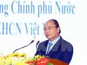 Le Premier ministre à la conférence de promotion de l'investissement à Bac Kan