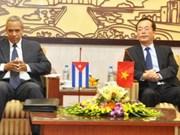 Vietnam - Cuba : vers une coopération accrue dans le commerce et l'investissement