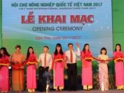 Ouverture de  foire internationale de l'agriculture du Vietnam 2017