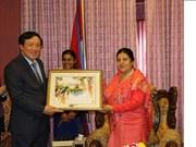 Le Vietnam et le Népal intensifient la coopération entre les juridictions